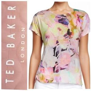 Ted Baker London Missfit Electric Daydream tee